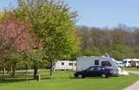 Top Lodge Caravan Club Site