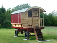 Gypsy Caravan Hire