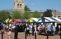 Wellingborough Market